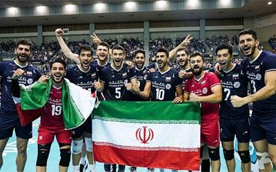 پیام تشکر امام خامنهای به مناسبت قهرمانی تیم ملی والیبال در رقابتهای ۲۰۲۱ آسیا
