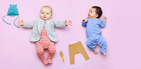 نکاتی درباره ی خرید لباس نوزاد و کودک