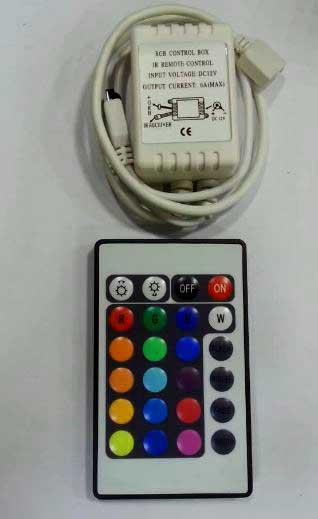 درایور وکنترلر LED-4pin-RGB
