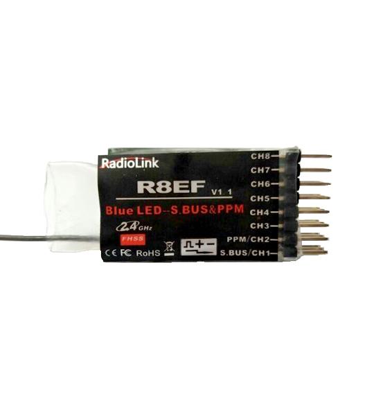 گیرنده 8کانال Radio Link -R8EF