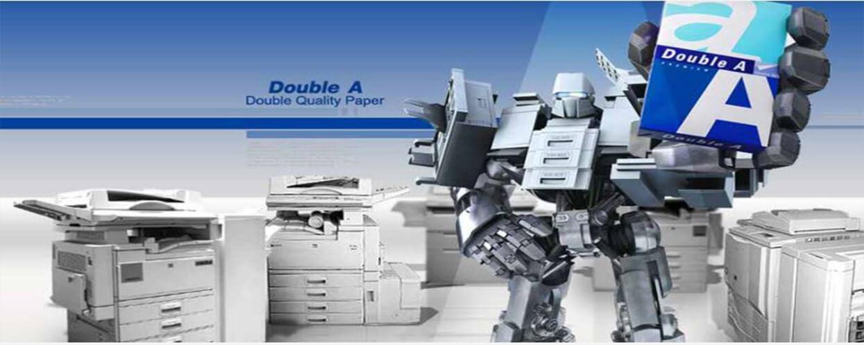 کاغذ دبل آ یکی از پرفروش ترین کاغذهای موجود در بازار است که با ابعاد مختلف در بسته بندی های مختلف براساس وزن (گرم) و تعداد عرضه می شود.