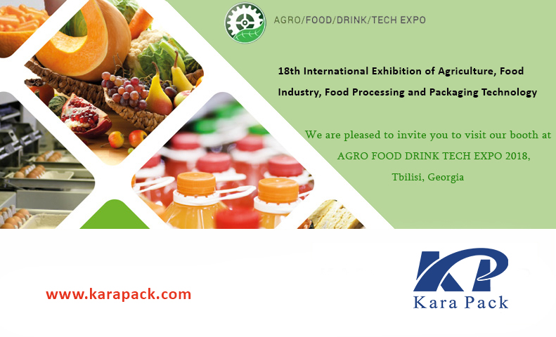 18th International Exhibition of Agriculture, Food Industry and Food Packaging