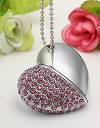 فلش مموری قلب الماس