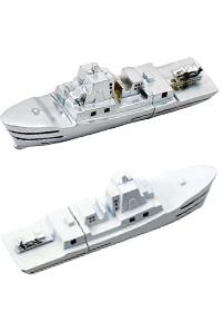 کشتی فلزی