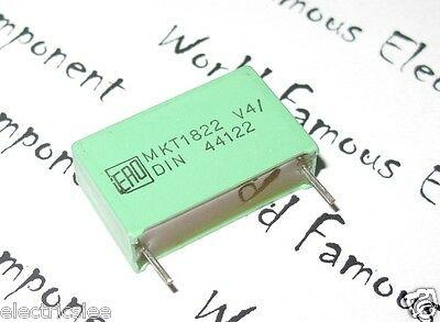 خازن 0.15 میکرو فاراد 100 ولت MKT