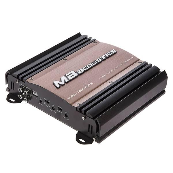 MB acoustics MBA-1200MPX آمپلی دو کانال