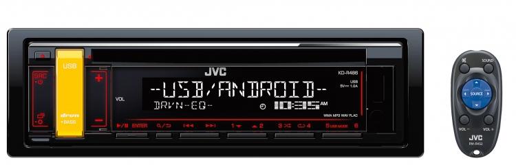 JVC KD-R486