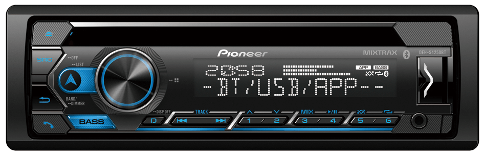 PIONEER DEH-S4250BT