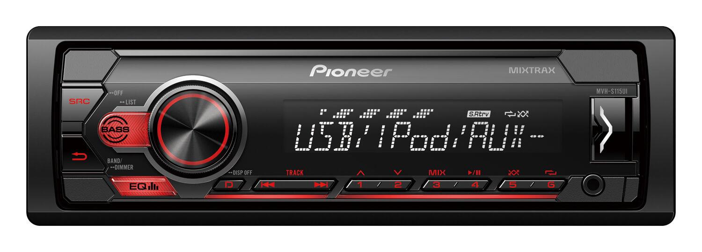 PIONEER MVH-S115UI