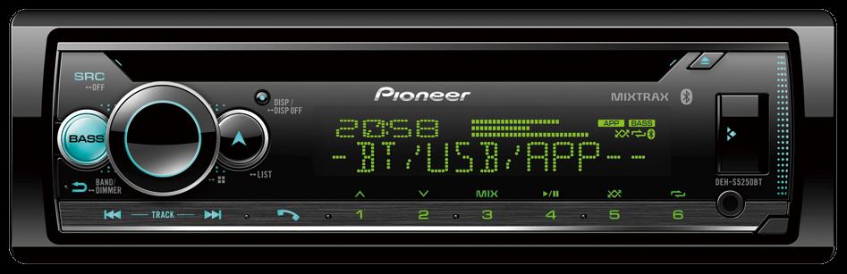 Pioneer DEH-S5250BT