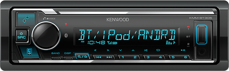 KENWOOD KMM-305BT