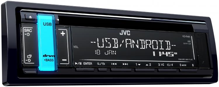 KD-R491M پخش صوتی جی وی سی JVC