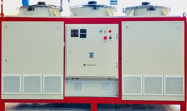 رکتیفایر الکترووینینگ KC5040 خروجی 5 کیلوآمپر 40 ولت دوازده پالس کنترل اشباع با قابلیت اتصال به PLC