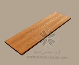 پله طرح چوب