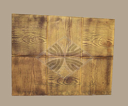 سنگ مصنوعی طرح چوب