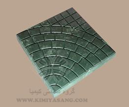 سنگ مصنوعی خورشیدی ساده