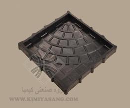 قالب لاستیکی موزائیک خورشیدی ساده