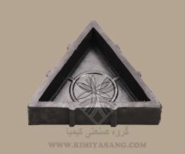 قالب لاستیکی کف پوش مثلثی