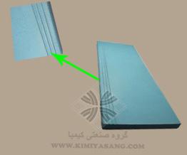 قالب سنگ مصنوعی پله چرمی