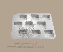 قالب سنگ مصنوعی راهوار 9 سنگی