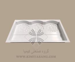 قالب سنگ مصنوعی جدول لوتوس