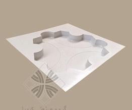 قالب سنگ مصنوعی گلکسی