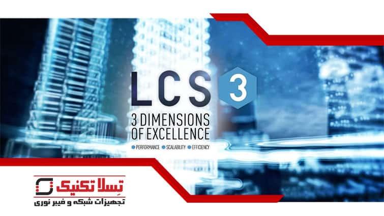 پچ پنل های جدید لگراند LCS3