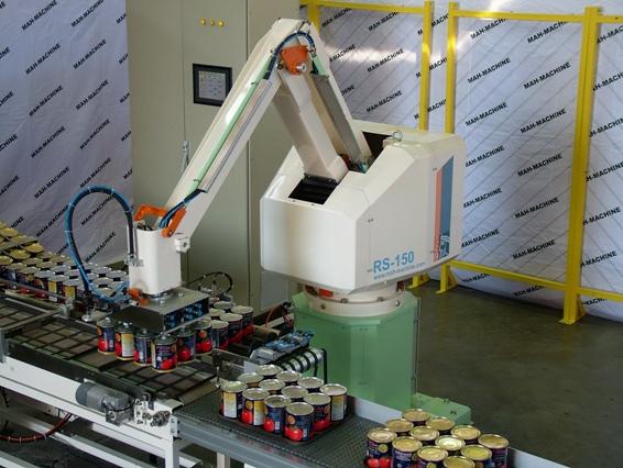 روبوت صنعتی RS150