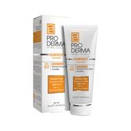 کرم ضد آفتاب spf 60مناسب پوست های معمولی و خشک پرودرما