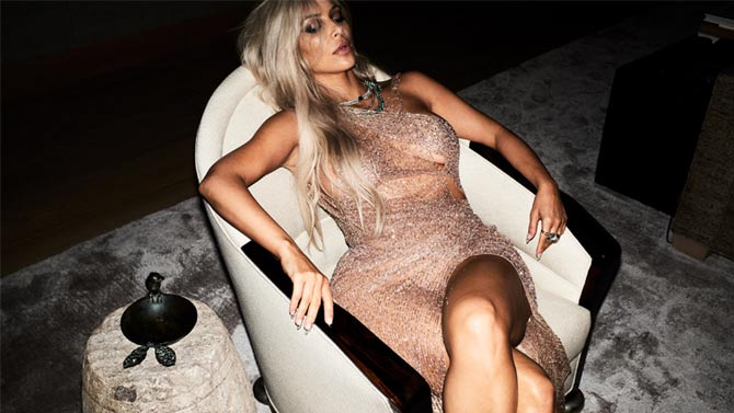 Kim Kardashian's perfume 'banned' from Australia and New Zealand