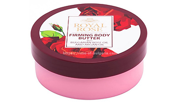 Firming Body Butter Royal Rose
