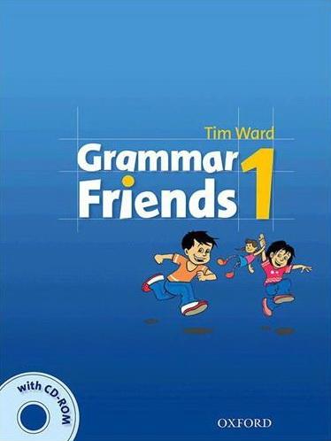 Grammar Friends 1 +CD