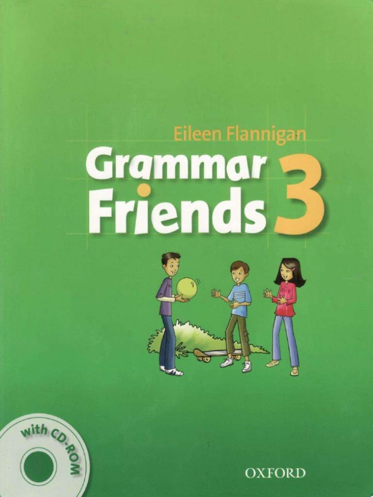 Grammar Friends 3 +CD