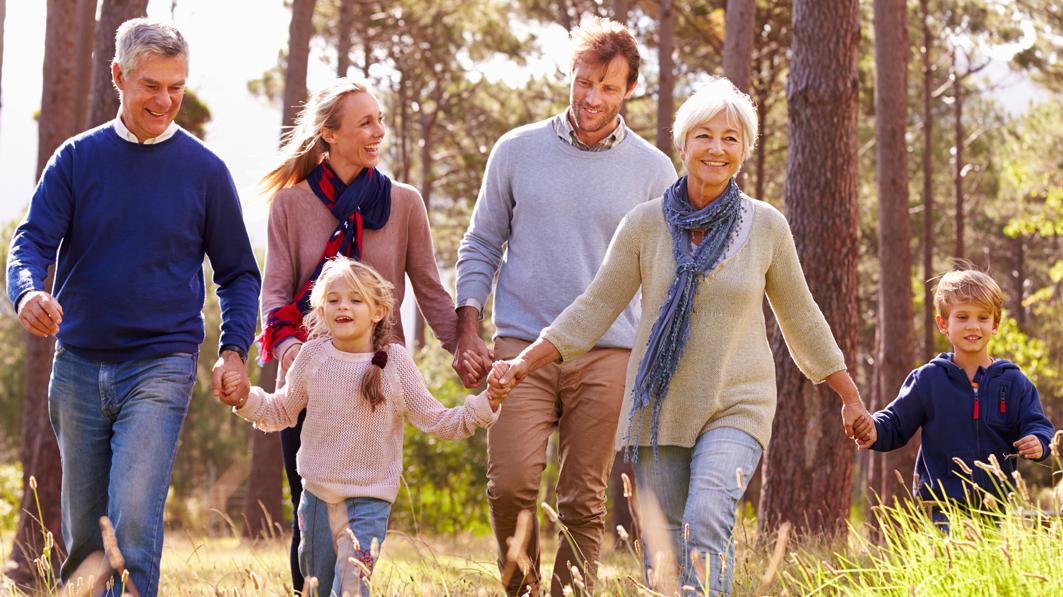معرفی اعضای خانواده در زبان آلمانی