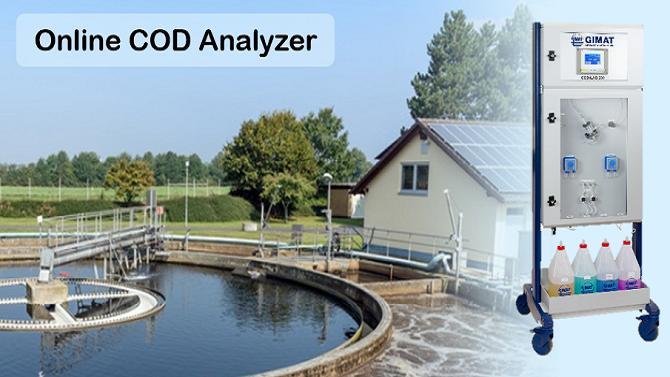 اندازه گیری COD در تصفیه خانه های فاضلاب صنعتی