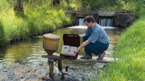 آنالایزر پرتابل PASTEL UV جهت بررسی کیفیت آب