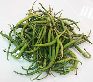 فلفل سبز سوزنی شیرین (500 گرم)