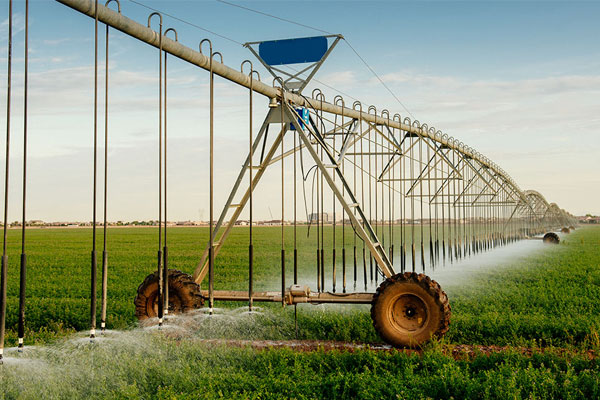 آب در صنعت کشاورزی