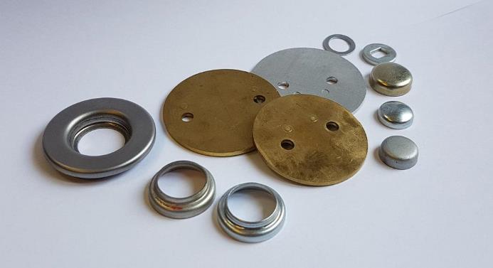 قطعات پرسی دریچه گاز و پایه فیلتر روغن