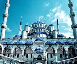 مسجد آبی - مسجد سلطان احمد استانبول