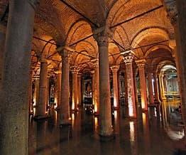 کلیسای آب انبار استانبول