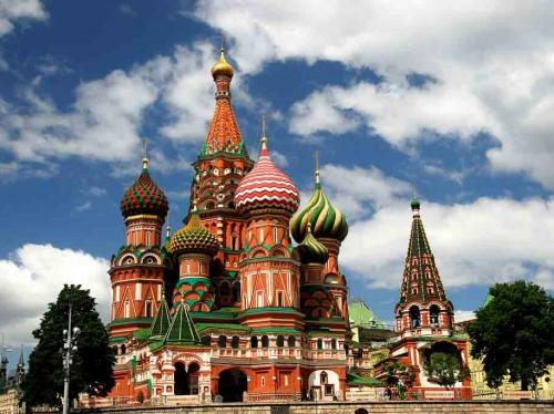 اخذ اقامت روسیه