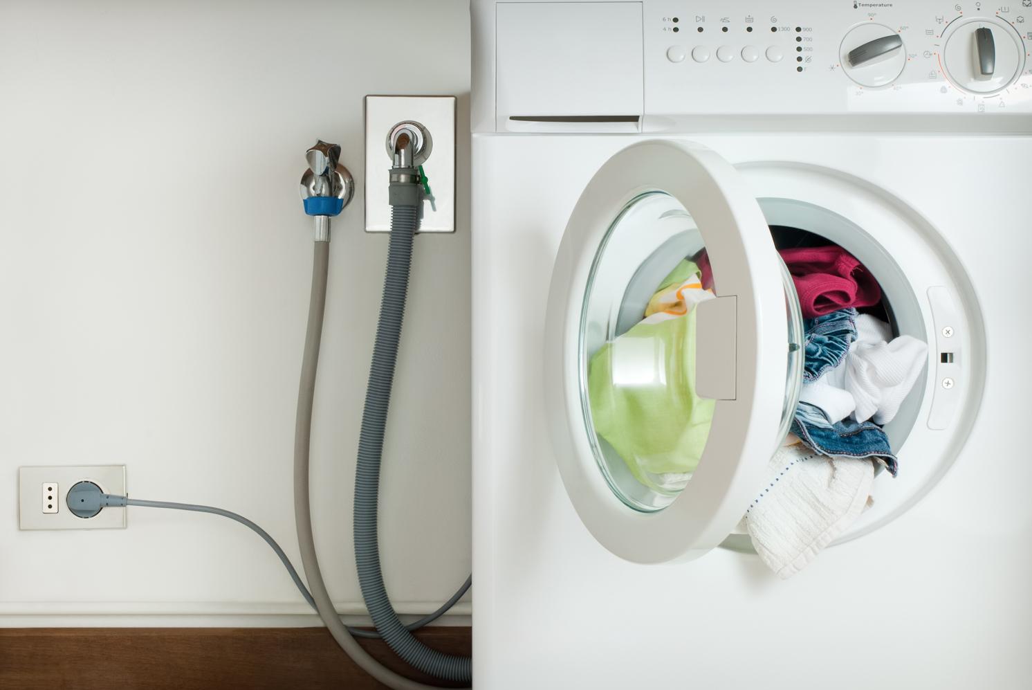 شیلنگ ماشین لباسشویی