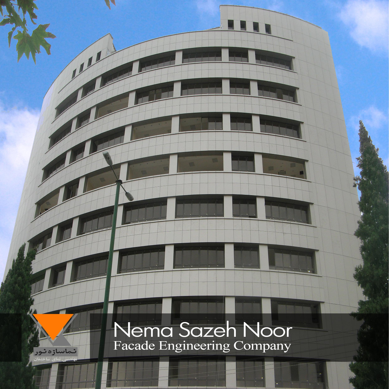 پروژه بانک صادرات خرم آباد