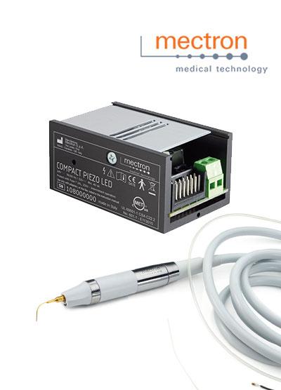 دستگاه جرمگیر اولتراسونیک Compact piezo LED مکترون