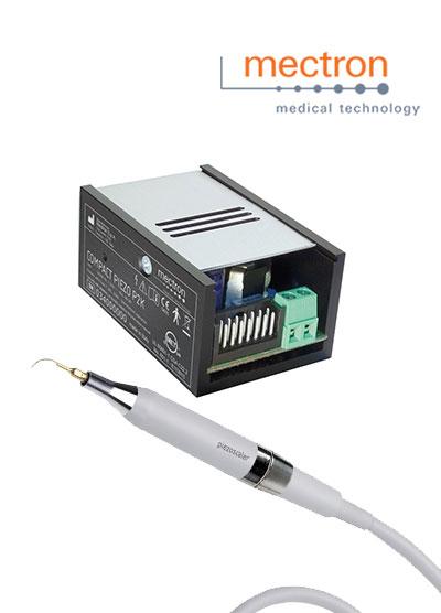 دستگاه جرمگیر اولتراسونیک Compact piezo P2K مکترون