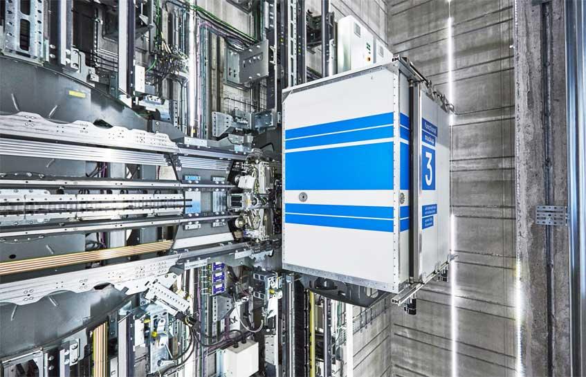 ایمنی آسانسورهای جدید
