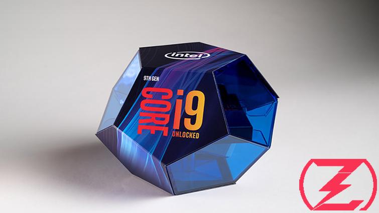 نسل نهم پردازنده های اینتل !