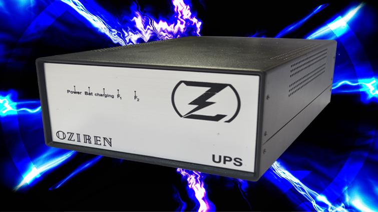 OZiren UPS