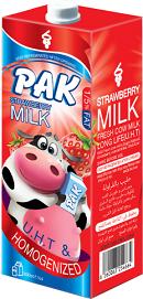 شیر توت فرنگی فرادما